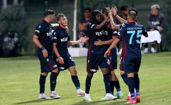 Trabzonspor - Molde: Muhtemel 11