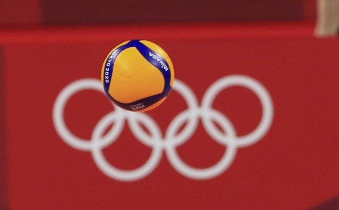 Tokyo'da voleybol erkeklerde 4 ülke çeyrek finale yükseldi