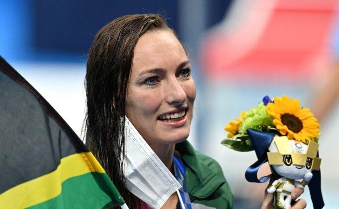 Bir dünya, iki de olimpiyat rekoru kırıldı