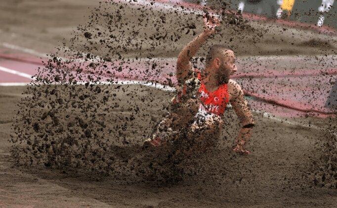 Necati Er, Olimpiyat altıncısı