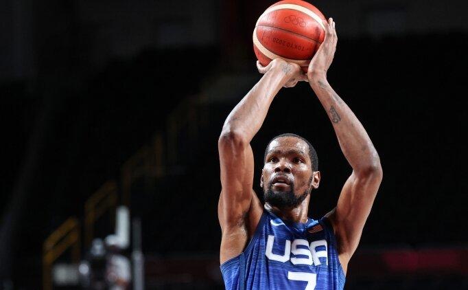 ABD, Kevin Durant ile finale çıktı!