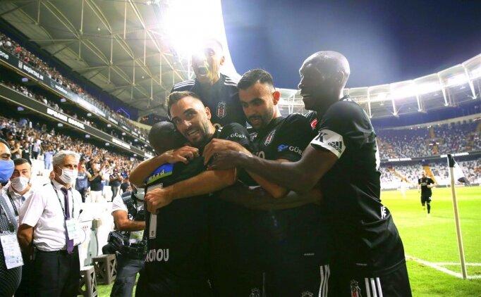 Beşiktaş - Dortmund: 11'ler