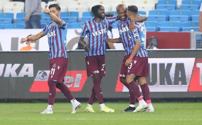 Giresunspor - Trabzonspor: İlk  11'ler