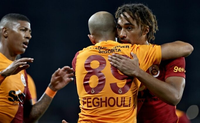 Kasımpaşa - Galatasaray: İlk  11'ler