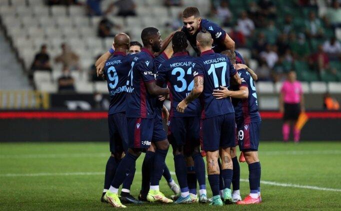 Kasımpaşa - Trabzonspor: İlk 11'ler belli oldu