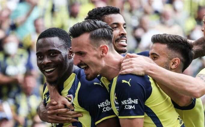 E. Frankfurt - Fenerbahçe: İlk 11'ler