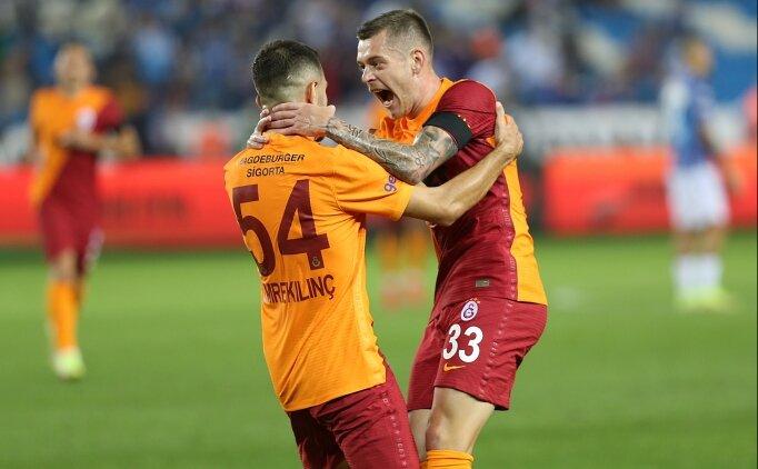 Emre Kılınç: 'Biz Galatasarayız, 1 puan yetmez'