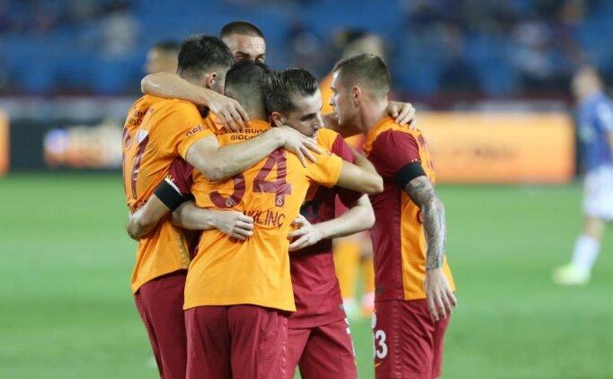 Galatasaray - Lazio: İlk 11'ler