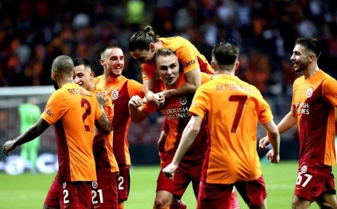 Kayserispor - Galatasaray: İlk 11'ler
