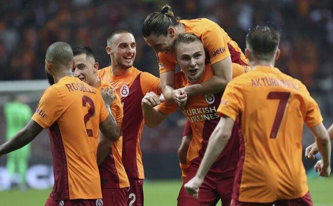Galatasaray - Alanyaspor: 11'ler