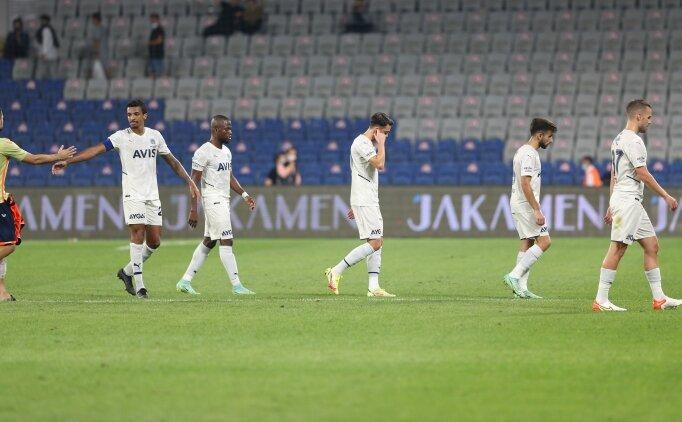 Fenerbahçe'de gelen, gideni arattı