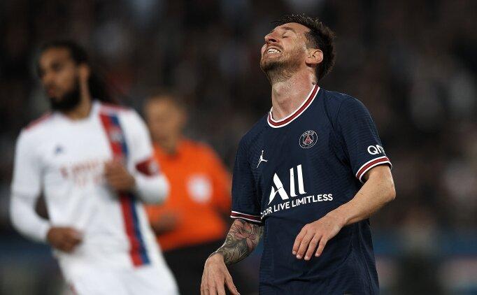Messi, Metz maçında oynayamayacak