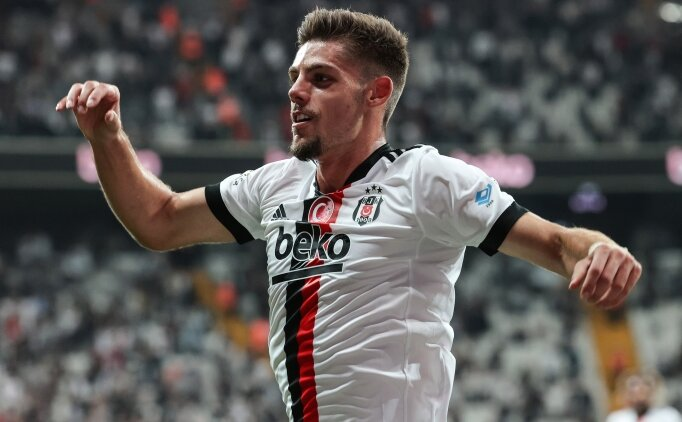 Beşiktaş'ta son dakika sürprizi: Montero