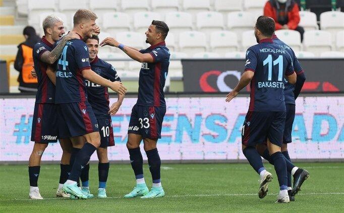 Trabzonspor - Alanyaspor: İlk 11'ler