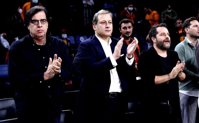 Erden Timur: 'Galatasaray Nef'in hedefi 3-5 yıl içinde EuroLeague'