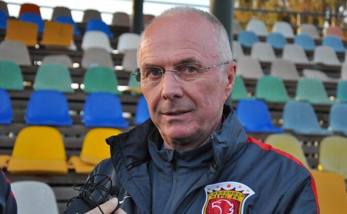 Sven-Goran Eriksson: 'Süper Lig'de çalışmak isterim!'