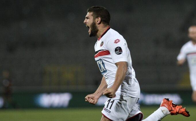 Erzurumspor'da transfer: El Kabir