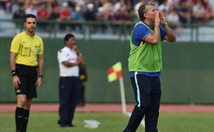 Kayserispor'dan Petrescu'ya bol bonuslu sözleşme