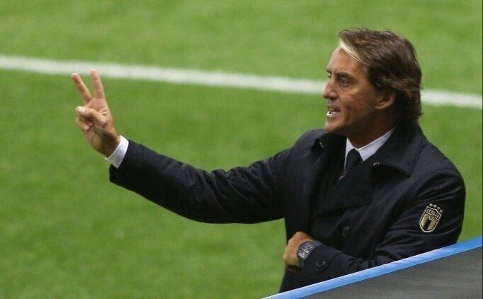 Mancini: 'Galibiyetten başka amacımız yok'