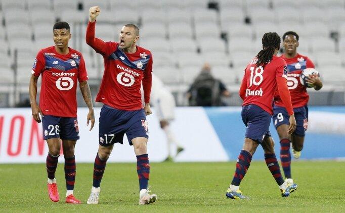 Burak Yılmaz, Lille'i şampiyon yapacak
