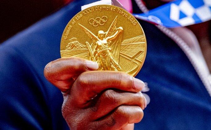Tokyo'da 9. günün ardından madalya sıralaması