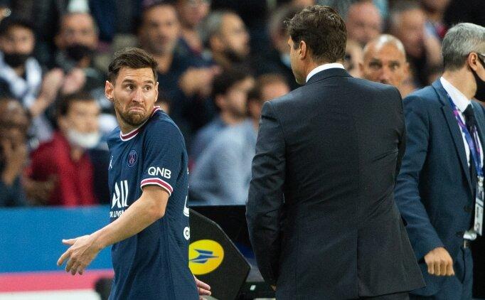 Pochettino: 'Messi 11'de olabilir!'
