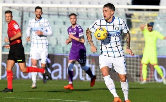Inter Kolarov ile sözleşme uzatmayacak