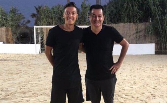 Mesut Özil, Acun Ilıcalı ile nereden arkadaş? Mesut Özil ve Acun Ilıcalı haberi (13 Nisan Salı)