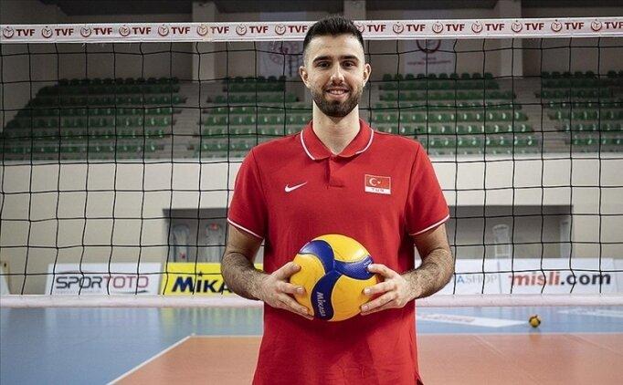 Milli voleybolcu Adis Lagumdzija: 'Hedefimiz Avrupa ŞampiyonasI'