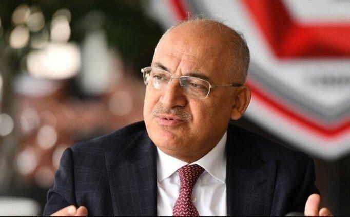 Mehmet Büyükekşi: 'İyi bir noktada bitirmek istiyoruz'