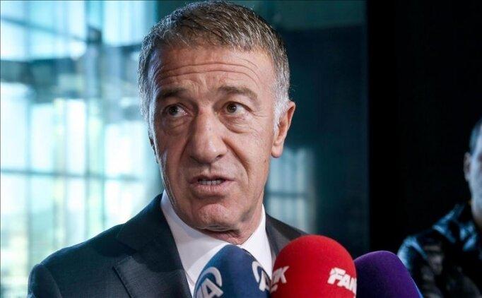 Ahmet Ağaoğlu: 'Transfer politikamızı değiştirdik'