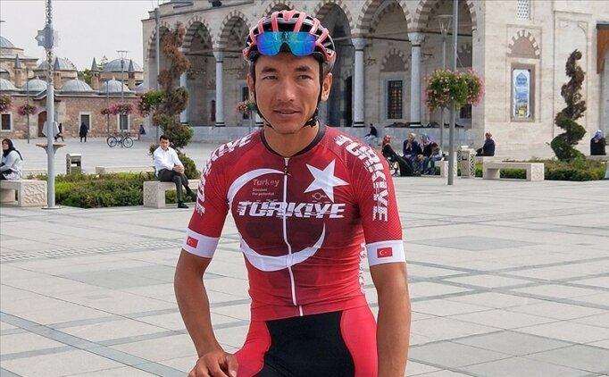 Milli bisikletçi Ahmet Örken, ikinci kez olimpiyatlarda!..