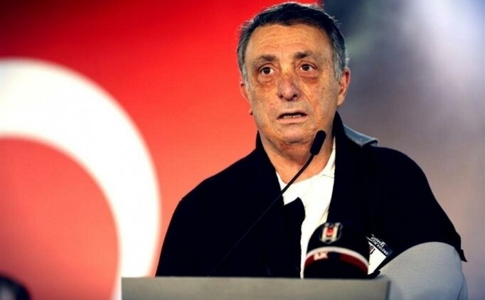 Ahmet Nur Çebi'den rakiplerine transfer mesajı