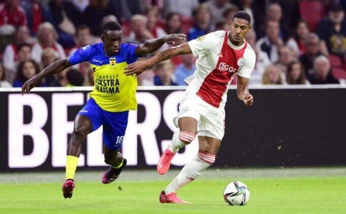 Beşiktaş'ın Ajax'ta dikkat etmesi gereken isim!