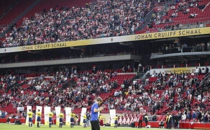 Ajax-Beşiktaş maçı kapalı gişe