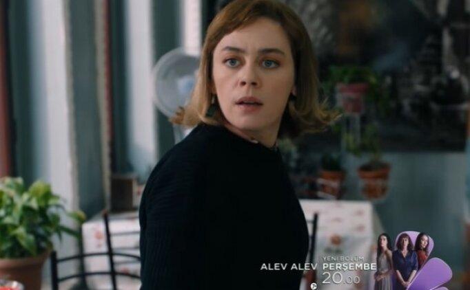 Alev Alev 10. bölüm izle ShowTV kesintisiz full canlı yayın Perşembe