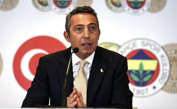 Ali Koç: 'Derdim yıldız ve para değil!'