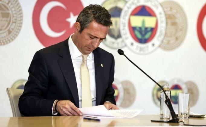 Ali Koç: '5 transfer yapacağız'