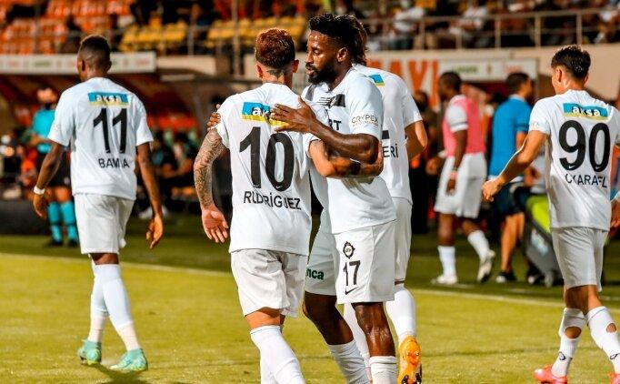 Altay'dan Süper Lig'e kusursuz başlangıç