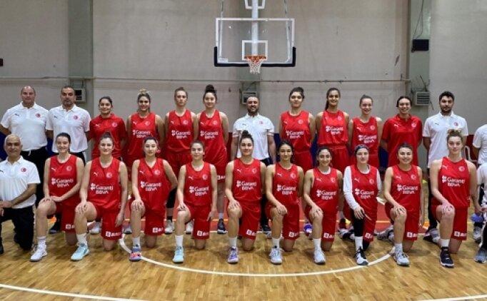 20 Yaş Altı Kız Milli Basketbol Takımı, İstanbul'da toplanacak
