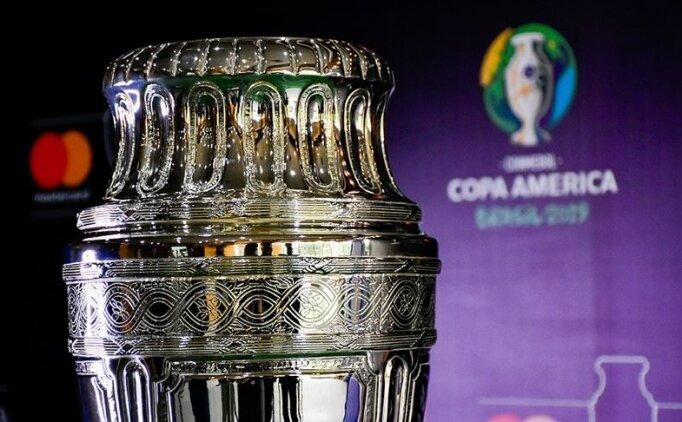 Brezilya mahkemesinden Kupa Amerika ev sahipliğine onay