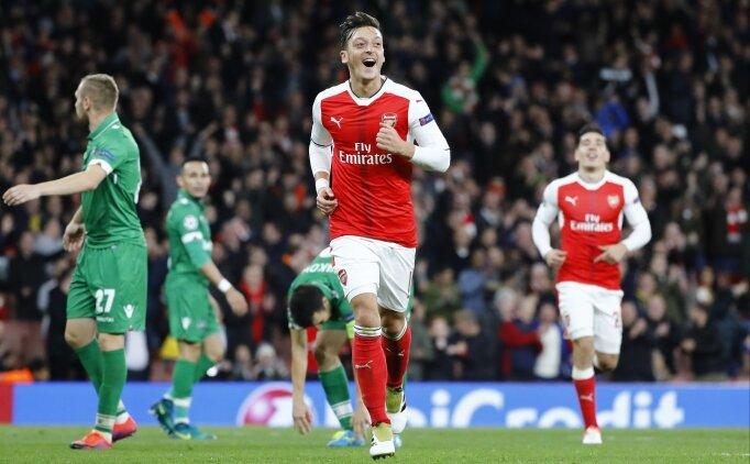 Mesut Özil, Arsenal'de kaç gol attı, kaç asist yaptı? Mesut Özil kariyer performansı nasıl