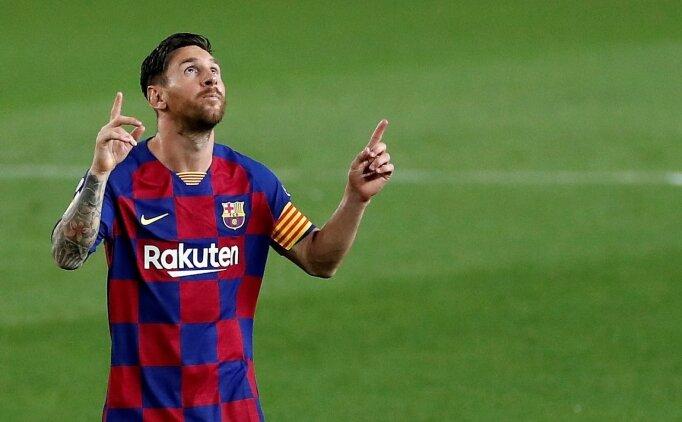 Barcelona'dan Messi için yeni açıklama