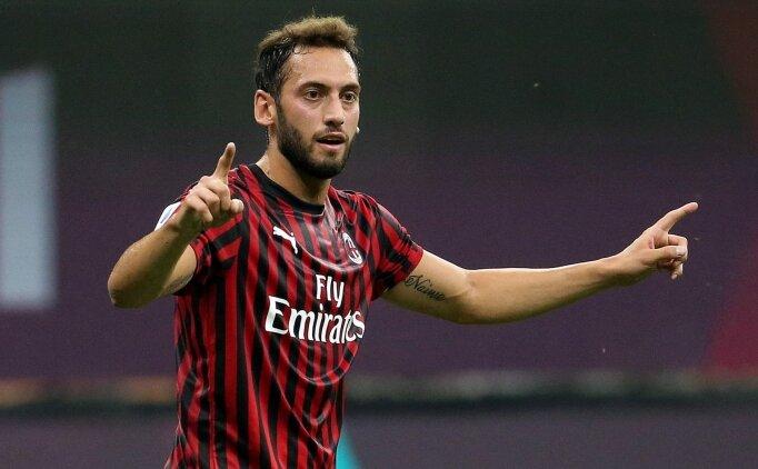 Milan ile Hakan Çalhanoğlu anlaşmaya yakın!