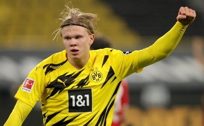 Dortmund'dan Haaland için açıklama