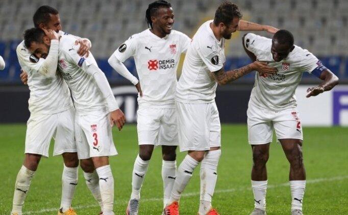 Sivasspor'un 'dedesi' Arouna Kone'den dalya