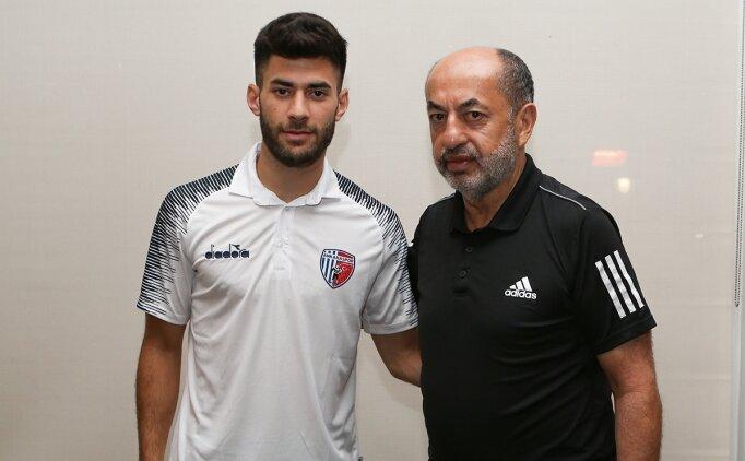 Ankaraspor, Erdal Öztürk'ü transfer etti