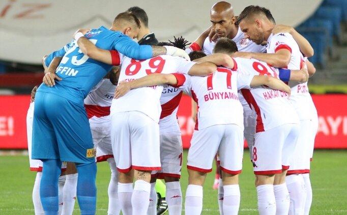 Antalyaspor'da 3 isim Konyaspor maçında yok
