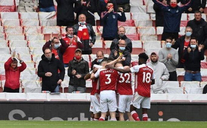 Arsenal, koronavirüs vakaları nedeniyle Florida Kupası'ndan çekildi