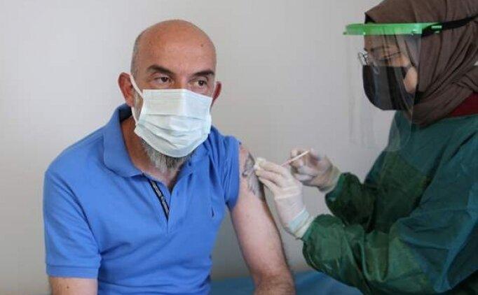 Aşı randevusu almak istiyorum, aşı randevusu nasıl alabilirim? (17 Ekim Pazar)